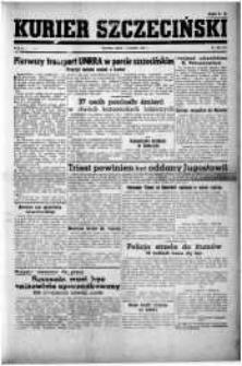 Kurier Szczeciński. R.2, 1946 nr 205