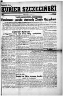 Kurier Szczeciński. R.2, 1946 nr 208