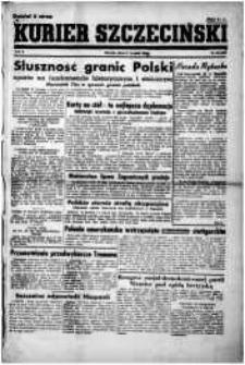 Kurier Szczeciński. R.2, 1946 nr 222