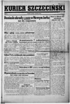 Kurier Szczeciński. R.2, 1946 nr 254