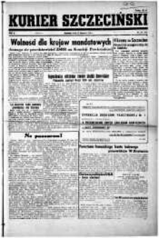 Kurier Szczeciński. R.2, 1946 nr 261