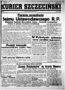 Kurier Szczeciński. R.3, 1947 nr 33
