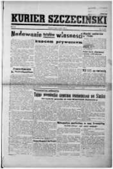 Kurier Szczeciński. R.3, 1947 nr 40