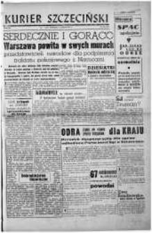 Kurier Szczeciński. R.3, 1947 nr 58