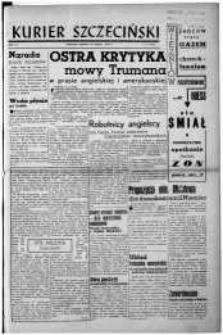 Kurier Szczeciński. R.3, 1947 nr 71