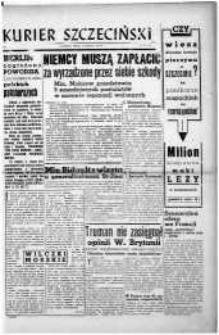Kurier Szczeciński. R.3, 1947 nr 75