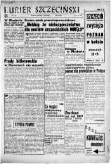 Kurier Szczeciński. R.3, 1947 nr 87