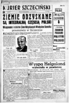 Kurier Szczeciński. R.3, 1947 nr 105