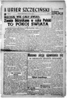Kurier Szczeciński. R.3, 1947 nr 106