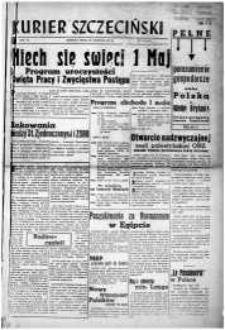 Kurier Szczeciński. R.3, 1947 nr 115