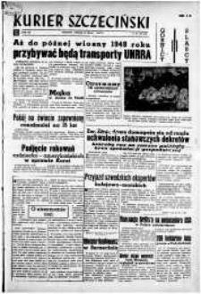 Kurier Szczeciński. R.3, 1947 nr 129