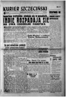 Kurier Szczeciński. R.3, 1947 nr 150