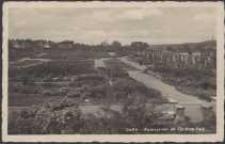 Stettin, Rosengarten in Quistorp - Park