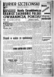 Kurier Szczeciński. R.3, 1947 nr 165