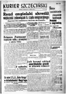Kurier Szczeciński. R.3, 1947 nr 167