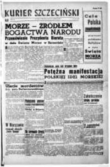Kurier Szczeciński. R.3, 1947 nr 174