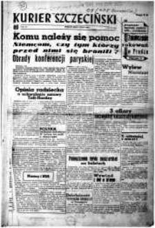 Kurier Szczeciński. R.3, 1947 nr 176