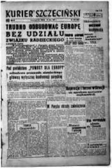 Kurier Szczeciński. R.3, 1947 nr 189