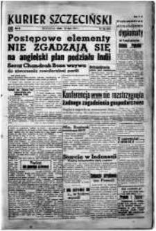Kurier Szczeciński. R.3, 1947 nr 192