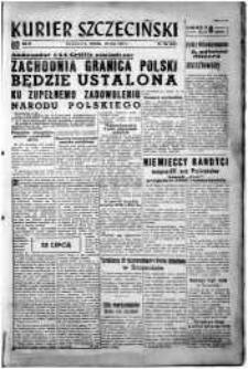 Kurier Szczeciński. R.3, 1947 nr 194