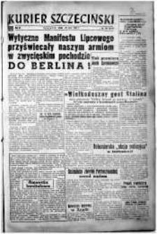 Kurier Szczeciński. R.3, 1947 nr 197