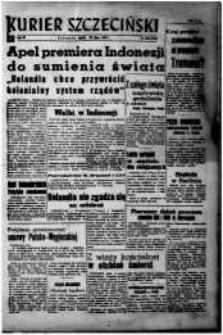 Kurier Szczeciński. R.3, 1947 nr 199