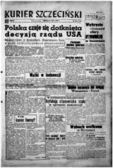 Kurier Szczeciński. R.3, 1947 nr 201