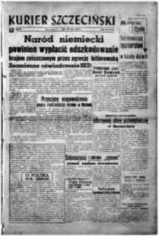 Kurier Szczeciński. R.3, 1947 nr 204