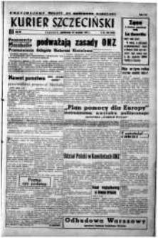 Kurier Szczeciński. R.3, 1947 nr 258