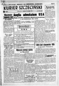 Kurier Szczeciński. R.3, 1947 nr 261