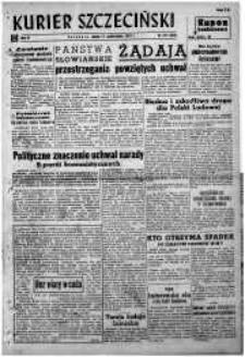 Kurier Szczeciński. R.3, 1947 nr 277
