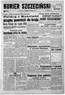 Kurier Szczeciński. R.3, 1947 nr 299