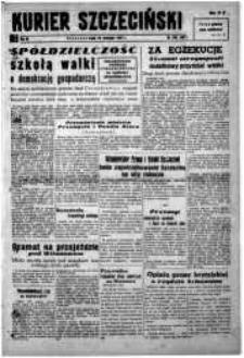 Kurier Szczeciński. R.3, 1947 nr 322
