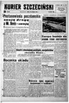 Kurier Szczeciński. R.3, 1947 nr 325
