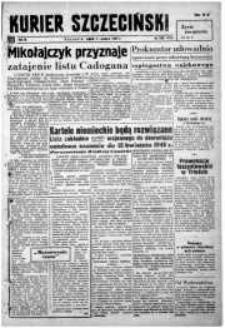 Kurier Szczeciński. R.3, 1947 nr 338