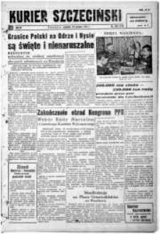 Kurier Szczeciński. R.3, 1947 nr 343