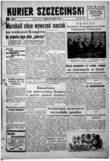Kurier Szczeciński. R.3, 1947 nr 346