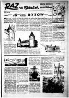 Raz na Tydzień : dodatek niedzielny Kuriera Szczecińskiego. R.2, 1947 nr 2
