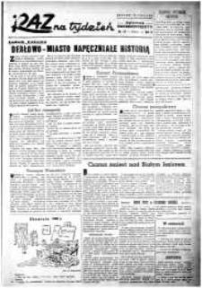 Raz na Tydzień : dodatek niedzielny Kuriera Szczecińskiego. R.2, 1947 nr 17