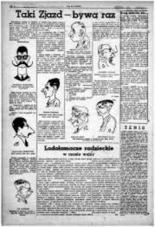 Raz na Tydzień : dodatek niedzielny Kuriera Szczecińskiego. R.2, 1947 nr 31