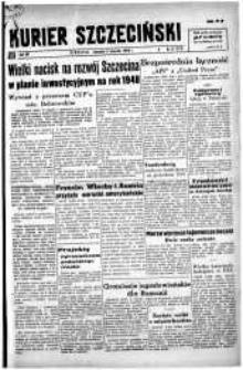 Kurier Szczeciński. R.4, 1948 nr 3