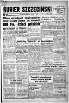 Kurier Szczeciński. R.4, 1948 nr 25