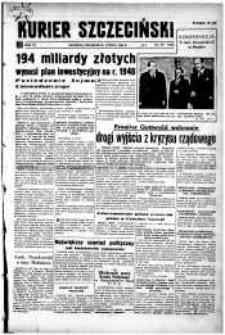 Kurier Szczeciński. R.4, 1948 nr 55