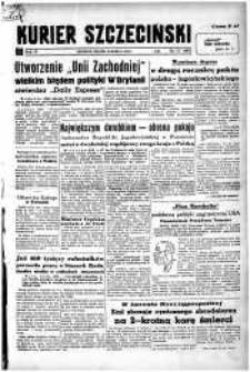 Kurier Szczeciński. R.4, 1948 nr 77