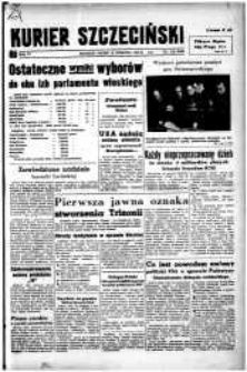 Kurier Szczeciński. R.4, 1948 nr 110