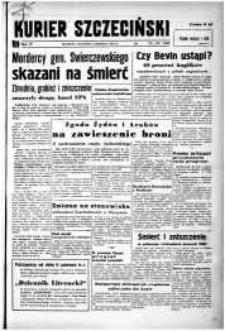 Kurier Szczeciński. R.4, 1948 nr 150