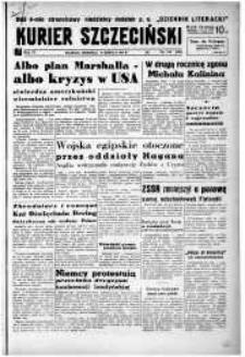 Kurier Szczeciński. R.4, 1948 nr 153