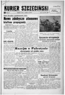 Kurier Szczeciński. R.4, 1948 nr 158