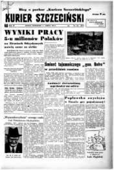 Kurier Szczeciński. R.4, 1948 nr 161