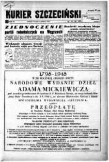 Kurier Szczeciński. R.4, 1948 nr 162